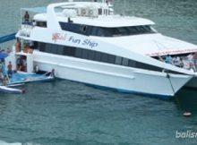 Bali Day Cruises Tour Packages, Cruising To Nusa Lembongan and Nusa Penida Island, Bali Snorkeling Tour